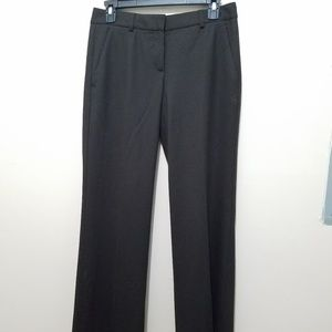 Theory Wool Office Dress Pants Brown